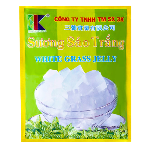 Picture of VN White Grass Jelly