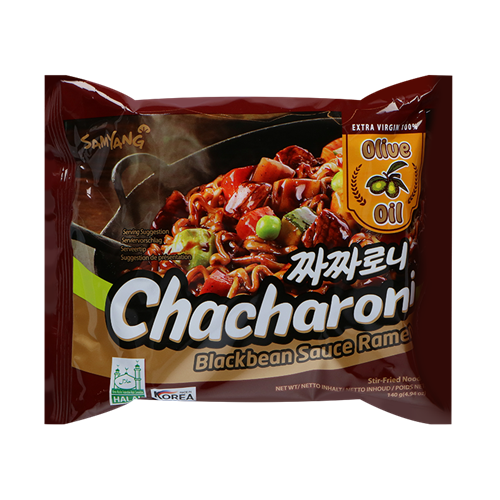 Picture of KR Inst. Noodle Chinese Soybean Ramen Chacharoni