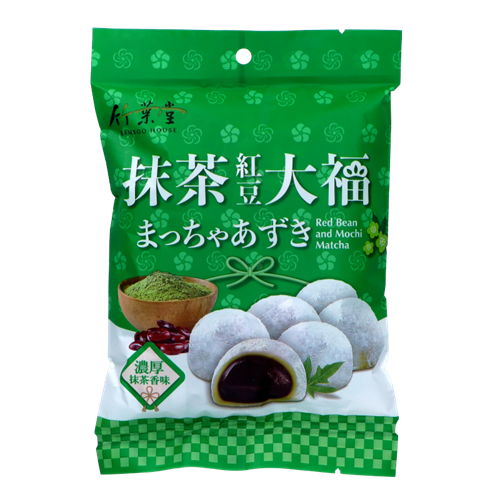 Picture of TW Mochi Matcha Red Bean