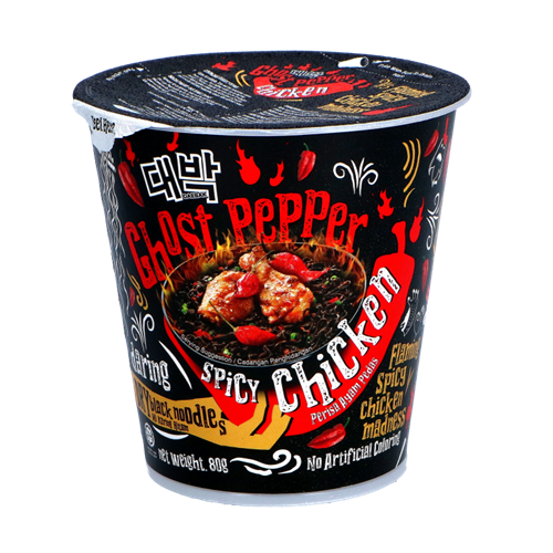 Picture of MY Ghost Pepper Noodle Cup - Spicy Chicken