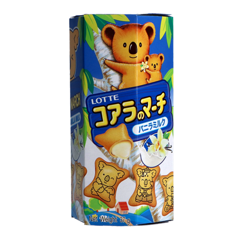 Picture of TH Koala's March Vanilla Milk Biscuit
