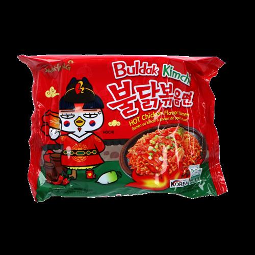 Picture of KR Hot Chicken Ramen Kimchi