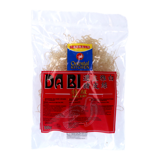 Picture of FR Dried Shredded Pork Skin (Red)