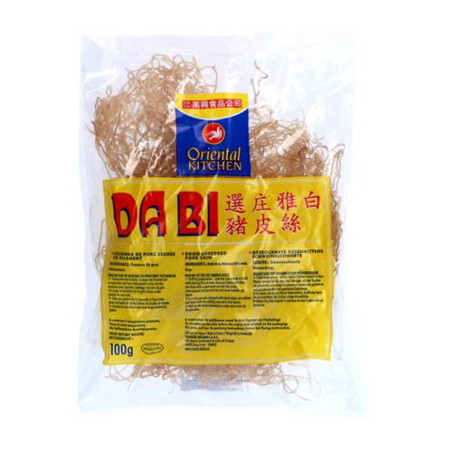 Picture of FR Dried Shredded Pork Skin (Yellow)