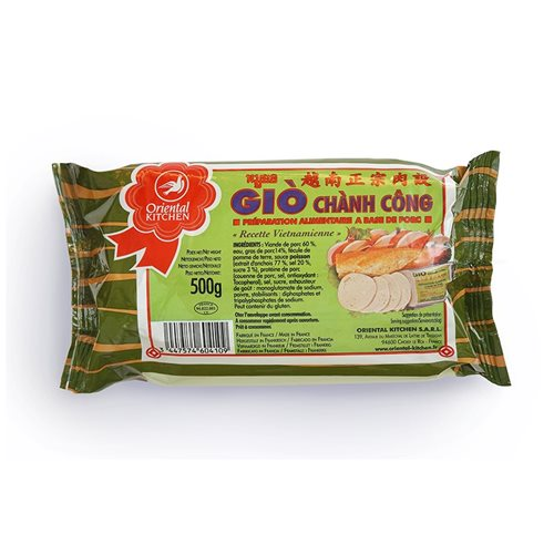 Picture of FR Vietnamese Salami - Gio Chanh Cong