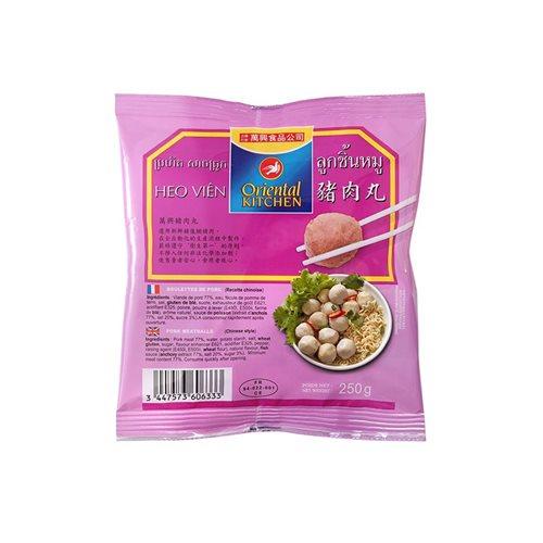 Picture of FR Vietnamese Pork Meatballs