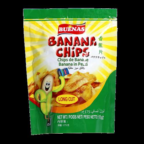 Picture of PH Buenas Banana Chips - Long Cut