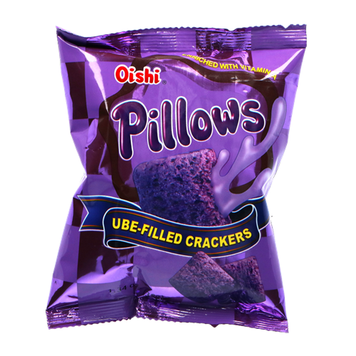 Picture of PH Pillows Ube-Filled Cracker
