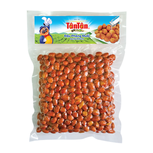 Picture of VN Roasted Peanut Salt with Soft Shell - Bag