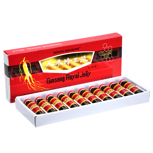 Picture of CN Ginseng Royal Jelly