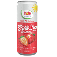 Picture of PH Sparkling Fruit Drink Strawberry