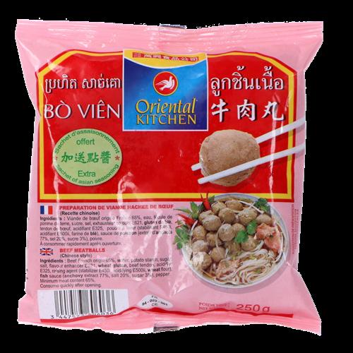 Picture of FR Vietnamese Beef Meatballs