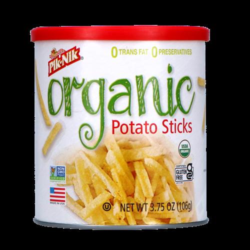 Picture of US ORGANIC Potato Sticks - NL-BIO-01