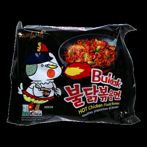 Picture of KR Inst. Noodle Hot Chicken Flavor