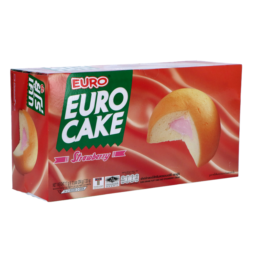 Picture of TH Strawberry Flavor Cake - Family Pack