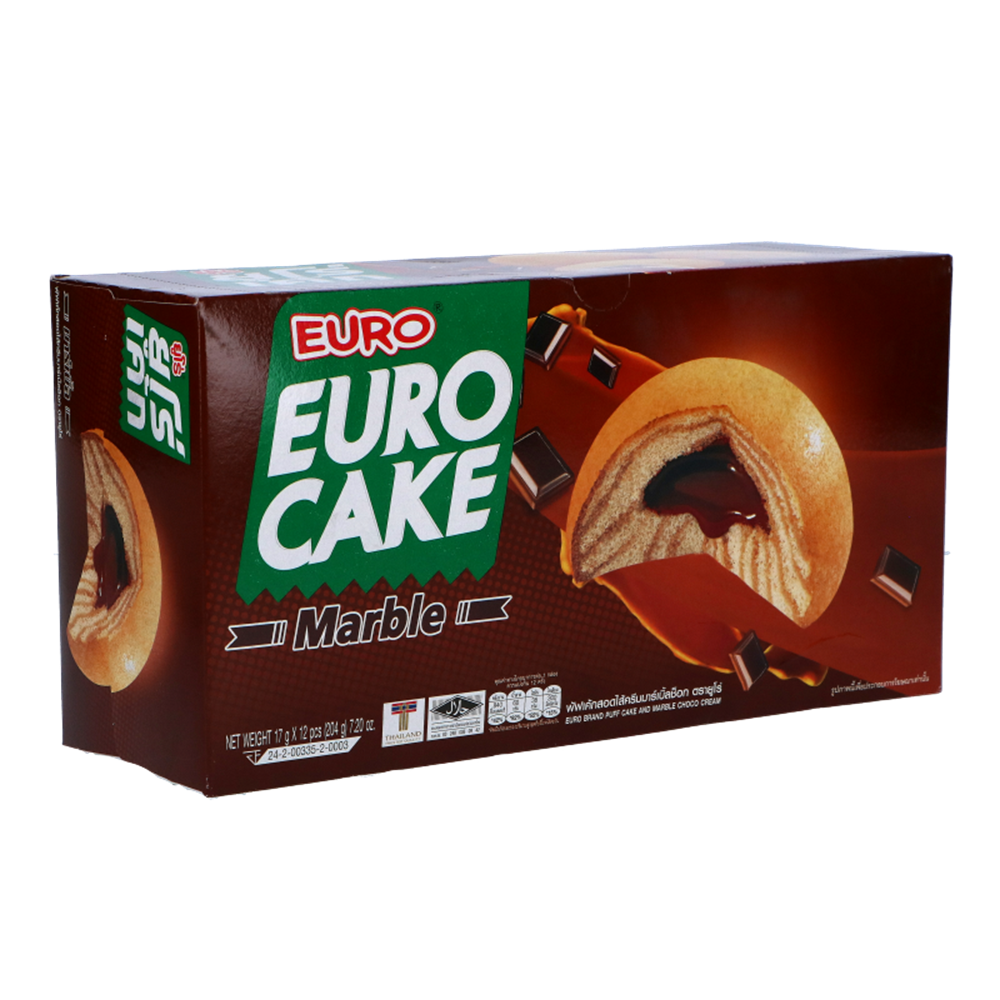 Picture of TH Marble (Cocoa) Cake - Family Pack