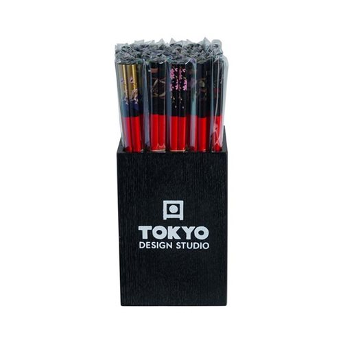 Picture of CN Chopstick Red  - 50 pair