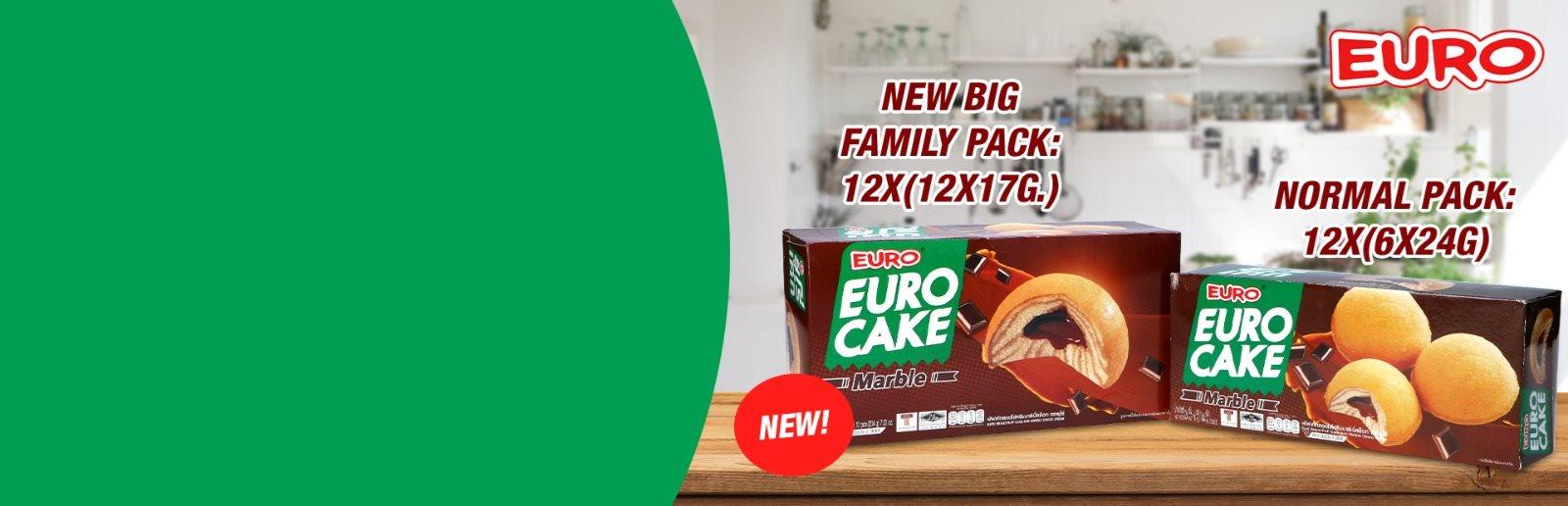 Euro Cake Family Pack